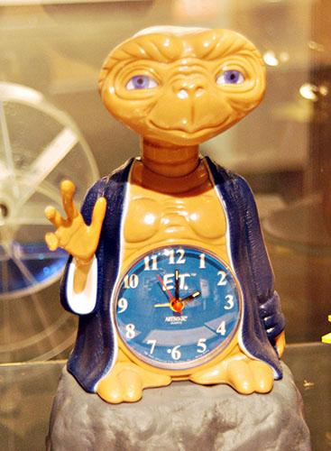 ET clock