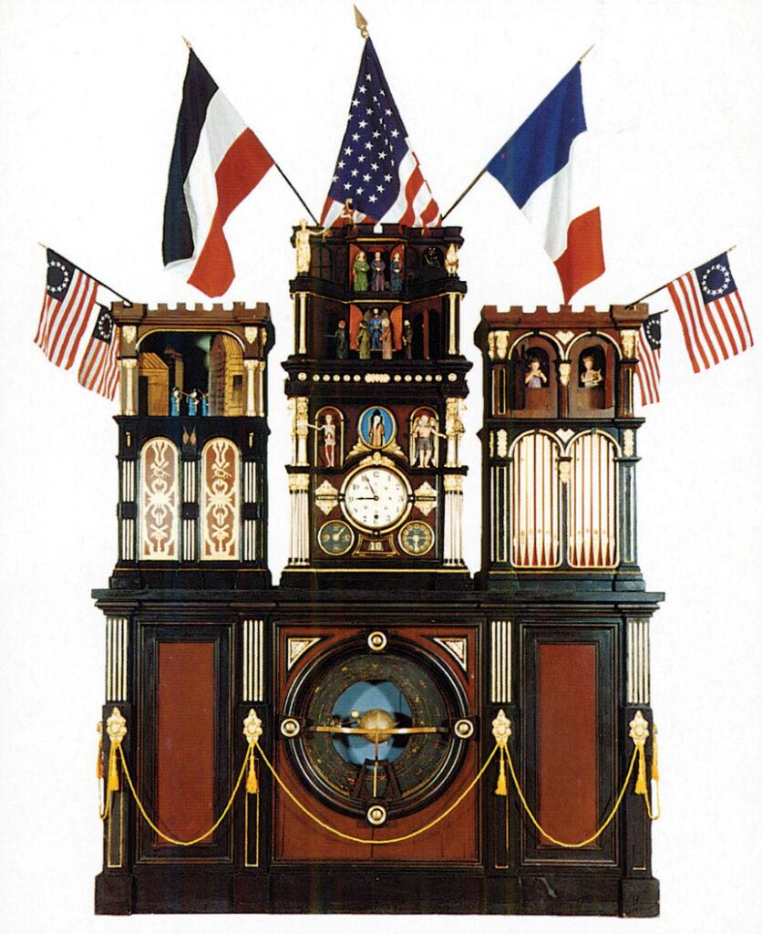 The Engle clock