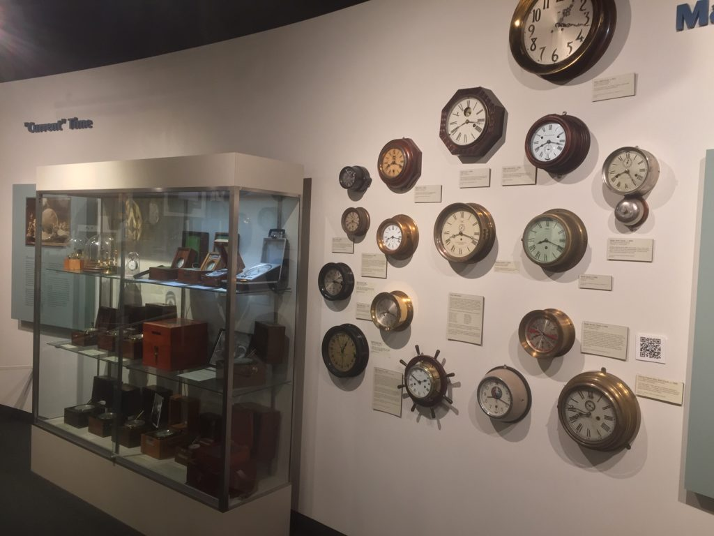 wall clock display