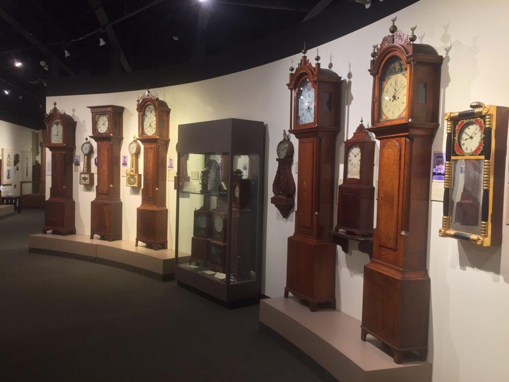 19th century floor clocks