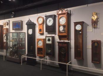 wall clocks display