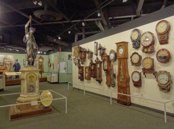 european clock display