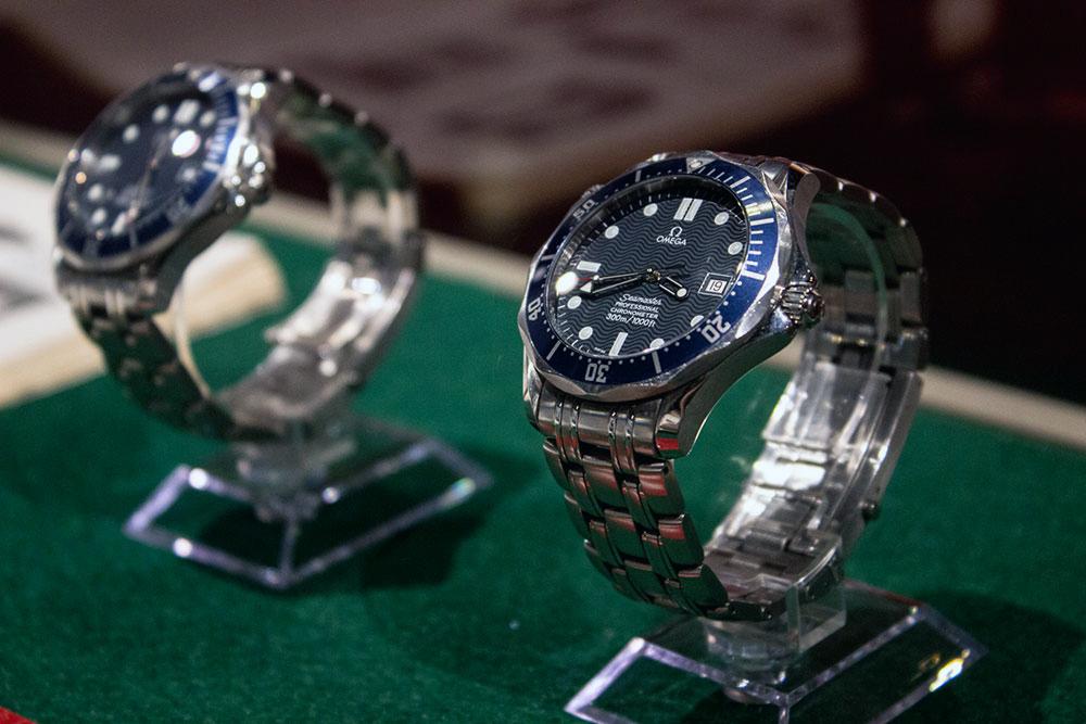 James Bond wristwatch