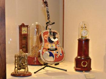 gallery of member donated clocks
