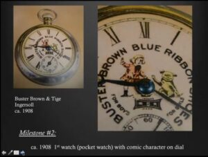 webinar screenshot for The American Watch Company grade 40 Years of Excellence video